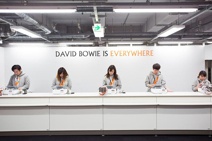 DAVID BOWIE is Official Store