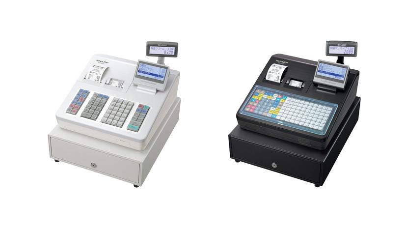 高機能タブレットposレジスマレジ Sharp製の電子レジスタ対応に向け